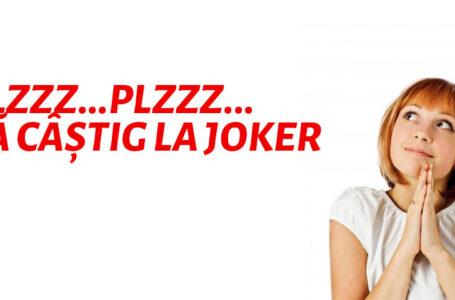 13 milioane de lei report la Joker