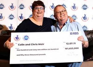 Colin si Chris Weir
