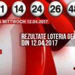 loteria germana din 12.04.2017