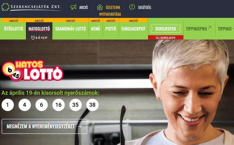 loteria maghiara online