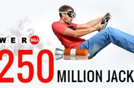 250 milioane de dolari la loteria americană powerball