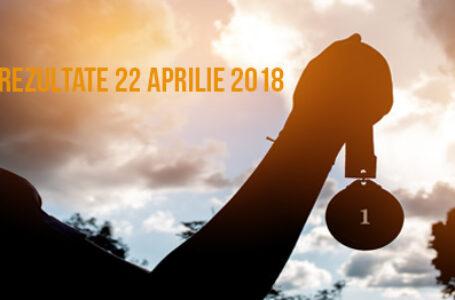 Rezultate loto din 22 Aprilie 2018